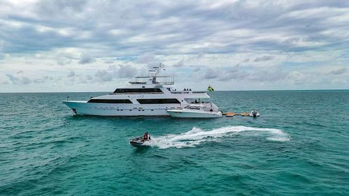 Yacht Charter SEA AXIS   Ritzy Charters