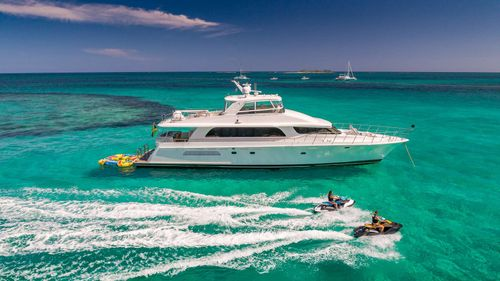 Yacht Charter OCULUS | Ritzy Charters