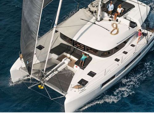 Yacht Charter NOMAD II | Ritzy Charters