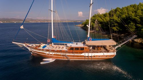 Yacht Charter Malena | Ritzy Charters