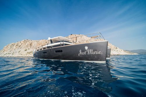 Yacht Charter JUST MARIE | Ritzy Charters