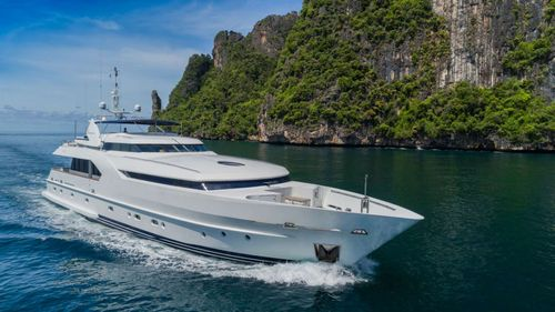 Yacht Charter XANADU of LONDON | Ritzy Charters