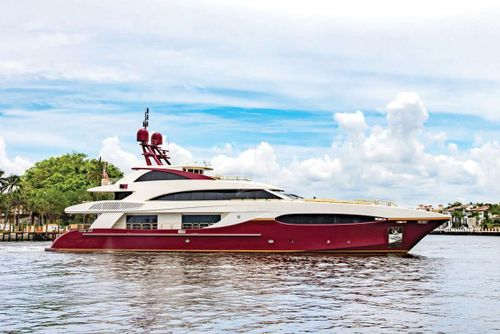 Yacht Charter CABERNET | Ritzy Charters