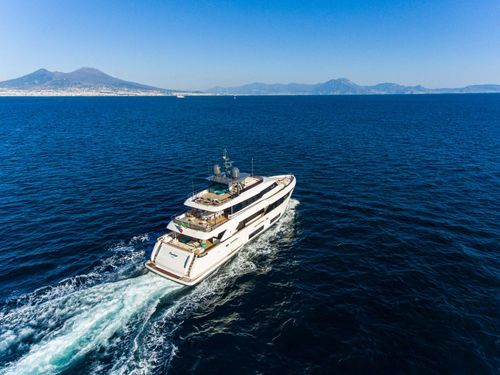 Yacht Charter Penelope | Ritzy Charters