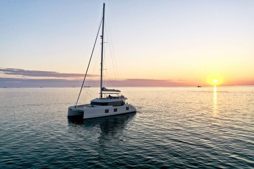 Yacht Charter OCEAN VIBES | Ritzy Charters