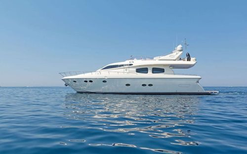 Yacht Charter LETTOULI III | Ritzy Charters