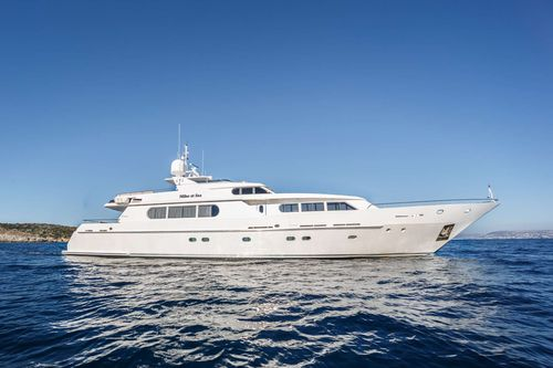 Yacht Charter MILOS AT SEA | Ritzy Charters
