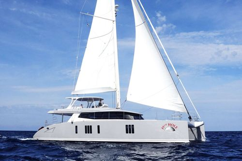 Yacht Charter 19th HOLE | Ritzy Charters