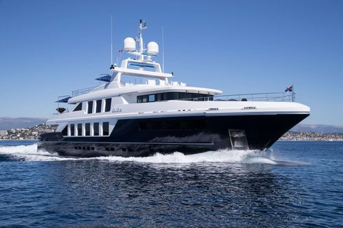 Yacht Charter Clicia | Ritzy Charters