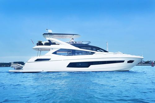 Yacht Charter Sun Toy | Ritzy Charters