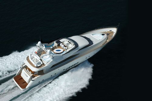 Yacht Charter NASEEM | Ritzy Charters
