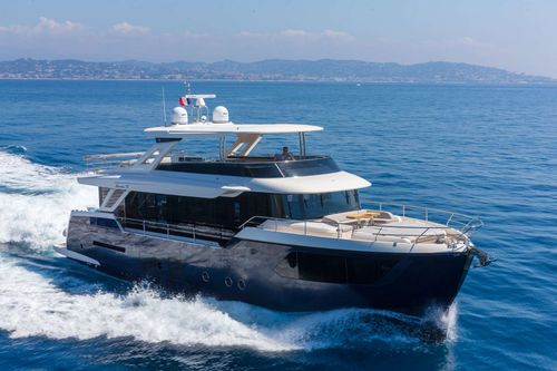Yacht Charter Enigma | Ritzy Charters