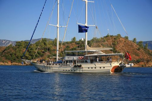 Yacht Charter AEGEAN CLIPPER | Ritzy Charters