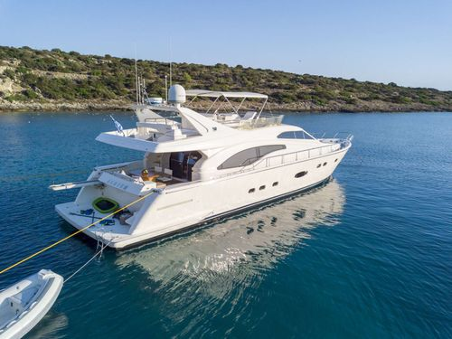 Yacht Charter ALSIUM | Ritzy Charters