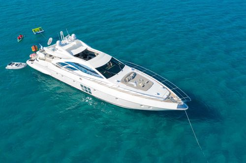 Yacht Charter VANILLA | Ritzy Charters