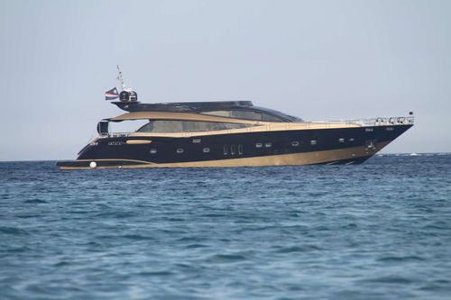 Yacht Charter CLAREMONT | Ritzy Charters