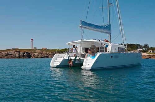 Yacht Charter CHAOS INTERRUPTED | Ritzy Charters