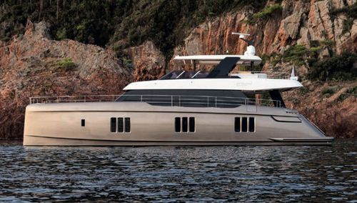Yacht Charter Aria | Ritzy Charters