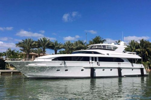 Yacht Charter Outta Touch | Ritzy Charters
