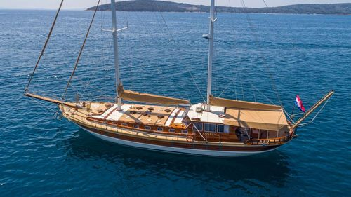 Yacht Charter Angelica   Ritzy Charters