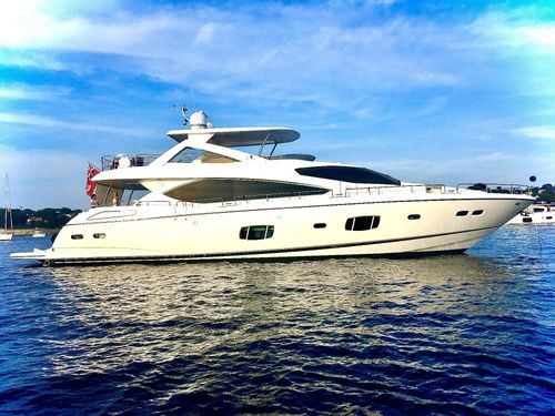 Yacht Charter SPLASHED OUT | Ritzy Charters