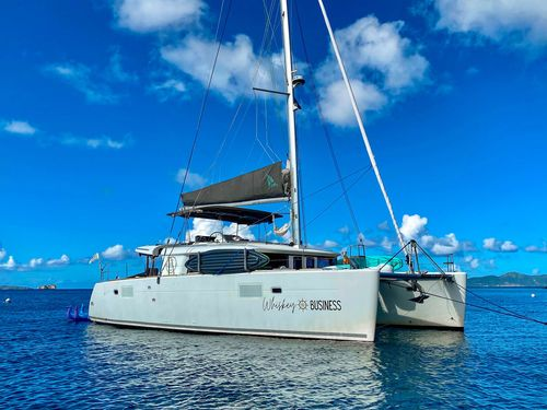 Yacht Charter WHISKEY BUSINESS | Ritzy Charters