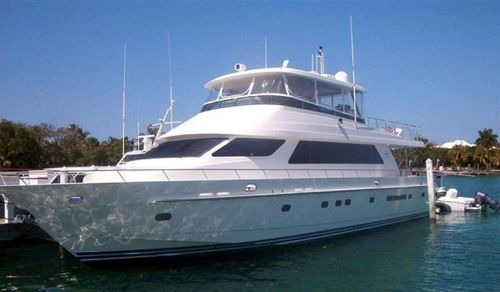 Yacht Charter DARK HORSE | Ritzy Charters