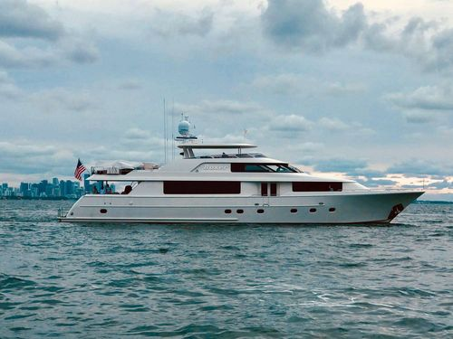 Yacht Charter SPIRIT | Ritzy Charters