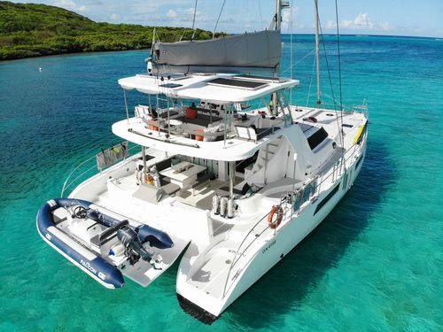 Yacht Charter GET ALONG | Ritzy Charters