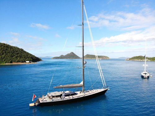 Yacht Charter Ocean Pure 2 | Ritzy Charters