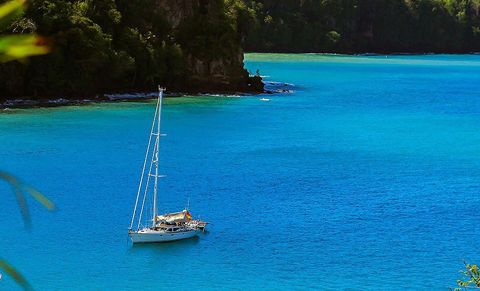 The Grenadines  Yacht Charters