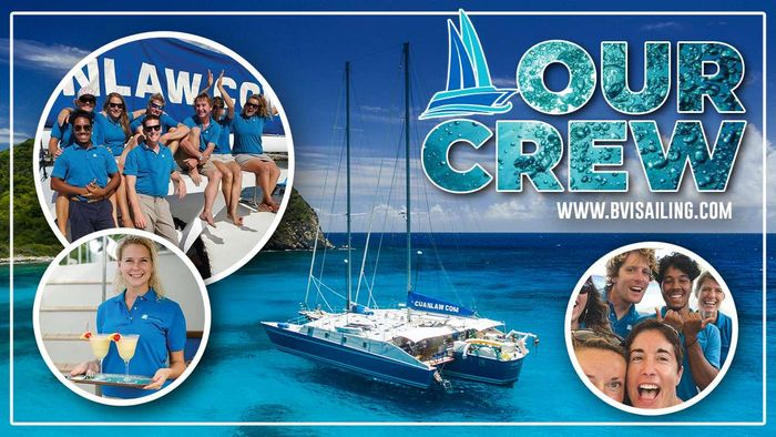 Yacht Charter CUAN LAW Crew