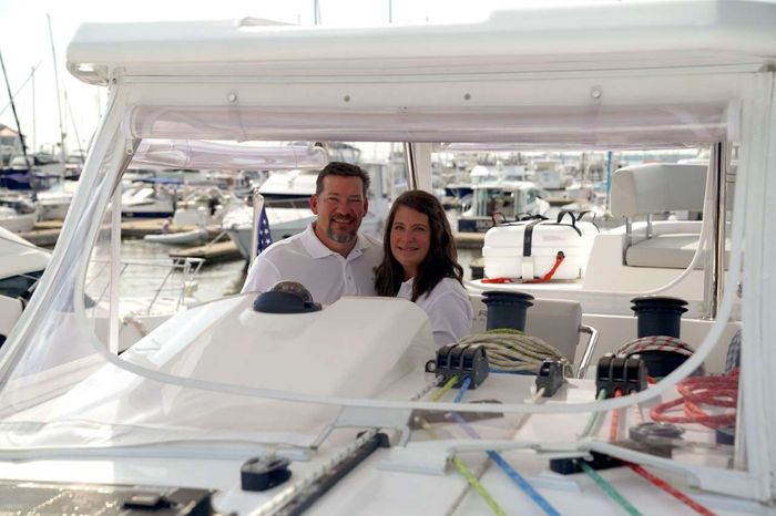 Yacht Charter SOUTHERN CHARM Crew