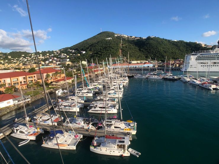 yacht charter shows bvi and usvi