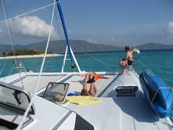 BREANKER Yacht Charter - Pure relaxation