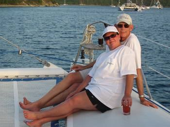 BREANKER Yacht Charter - Are we happy?