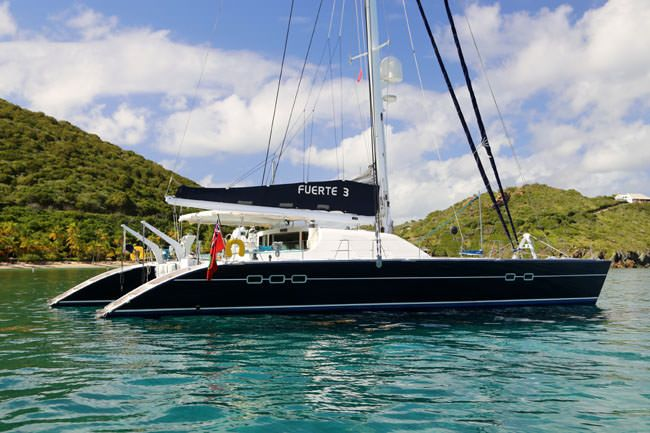 FUERTE 3 Yacht Charter - Ritzy Charters