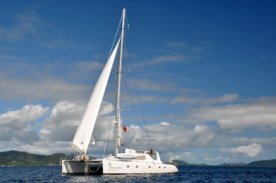 PELICAN Yacht Charter - Ritzy Charters