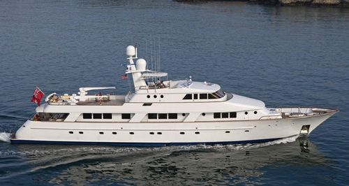 RENA Yacht Charter - Ritzy Charters