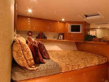 PRIORITY Yacht Charter - Guest Stateroom