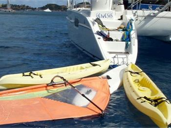 GENESIS Yacht Charter - Water Toys