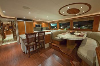 ALICIA Yacht Charter - Galley
