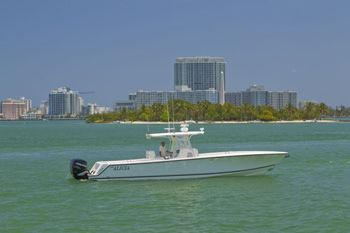 ALICIA Yacht Charter - Tender