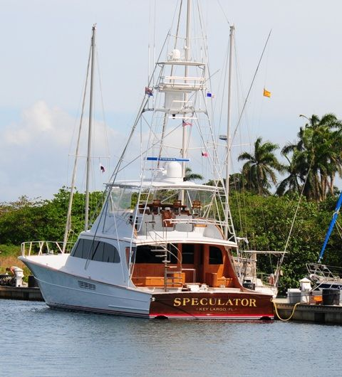 SPECULATOR Yacht Charter - Ritzy Charters