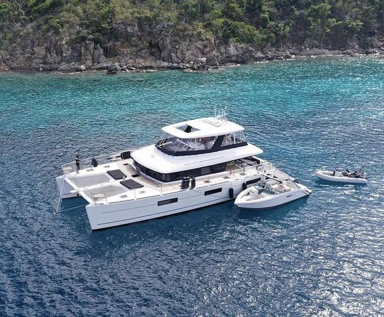 CUTE LITTLE CAT Yacht Charter - Ritzy Charters