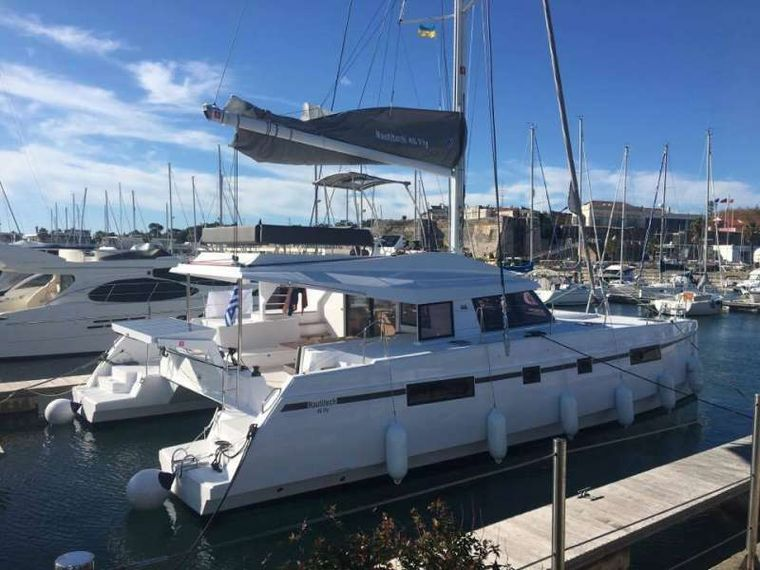 Sithonia Yacht Charter - Ritzy Charters