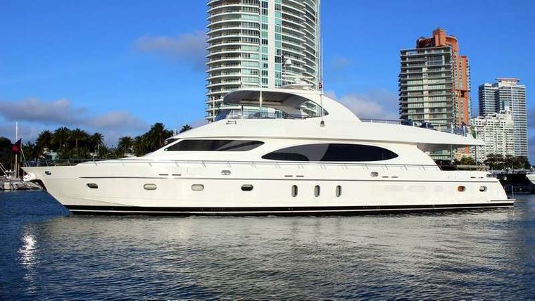 THE PROGRAM Yacht Charter - Ritzy Charters