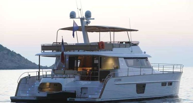 Actium IV Yacht Charter - Ritzy Charters