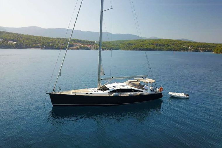 ADIQELL (Pilot Saloon 55) Yacht Charter - Ritzy Charters