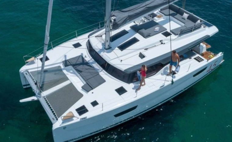 Game Changer Yacht Charter - Ritzy Charters